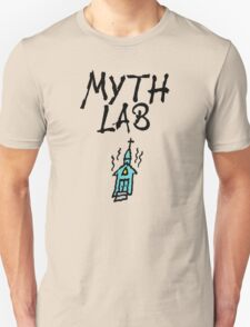 MYTH LAB  (Light background) Unisex T-Shirt