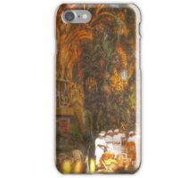 The Past Alive in the Present in Ghana Fine Art Poster iPhone Case/Skin