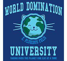 World Domination University Photographic Print