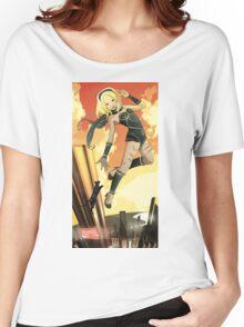 Kat | Gravity Rush Tribute Women's Relaxed Fit T-Shirt