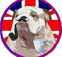 English Bulldog by Vranzisaulm