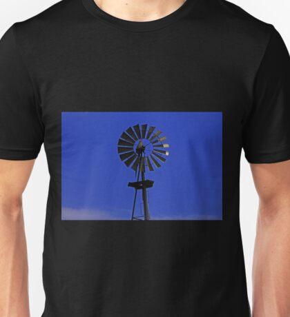 Sylvania Spinner- horizontal Unisex T-Shirt