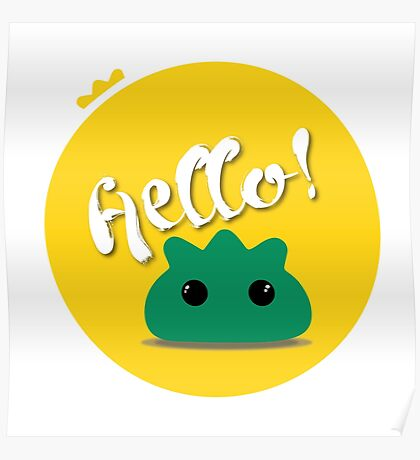The Hello guy :) Poster