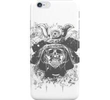 Samurai Vader Hybrid iPhone Case/Skin