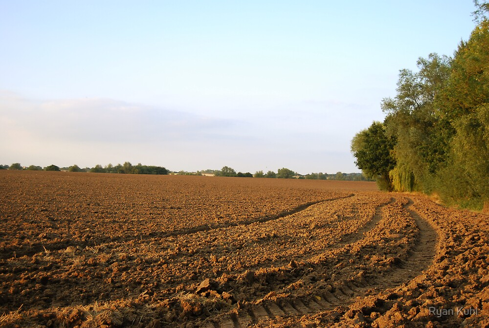 The Ploughed by Ryan Kuhl