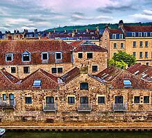 The City of Bath by LudaNayvelt