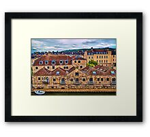 The City of Bath Framed Print