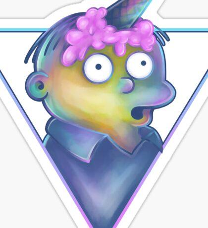 Fairy corn Sticker