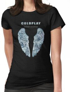 COLD PLAY Womens Fitted T-Shirt
