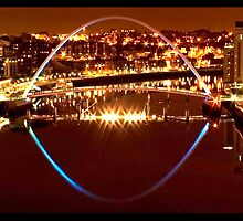 Millennium Bridge  by Alan Rodmell