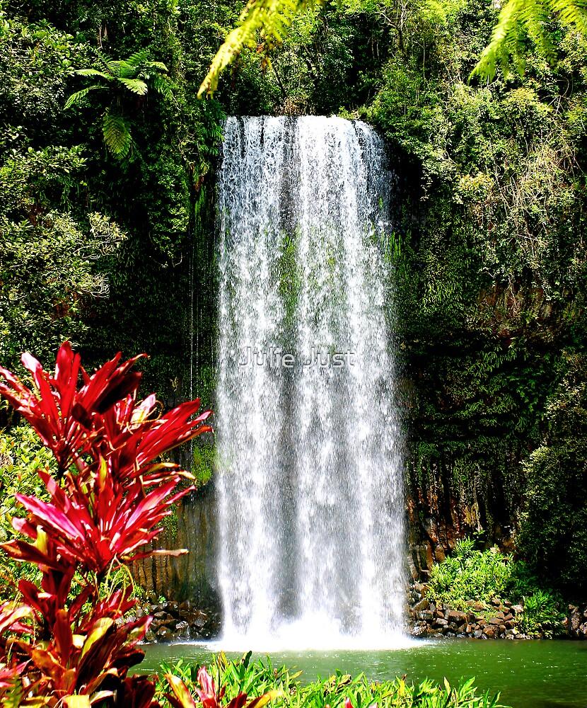 Milla Milla Falls by Julie Just