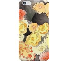 Warm Floral iPhone Case/Skin