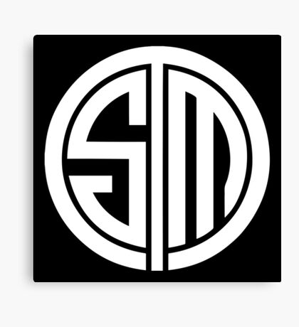 TSM - Team SoloMid Merchandise Canvas Print