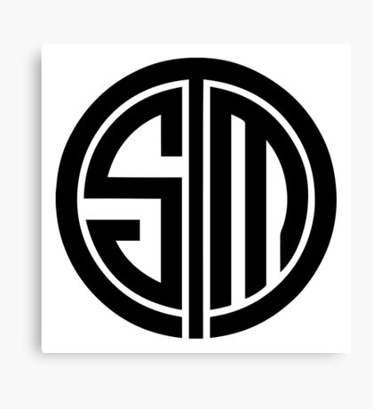 TSM - Team SoloMid Canvas Print