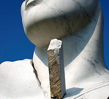 Head by Philip Teale