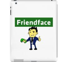 The IT Crowd – Friendface – Meet New Friends iPad Case/Skin
