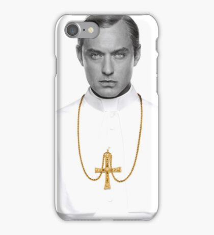 Young Pope iPhone Case/Skin