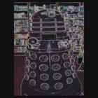 Dalek by Tanya Housham
