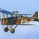 Royal Aircraft Factory SE5a F904 G-EBIA by Colin Smedley