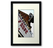 Best Show In Town Framed Print