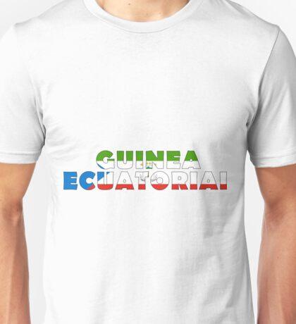 Equatorial Guinea - Guinea Ecuatorial Unisex T-Shirt