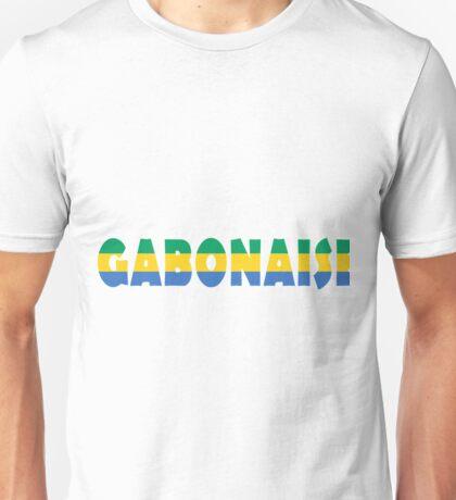 Gabon - Gabonaise Unisex T-Shirt