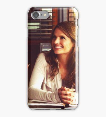 Kate Beckett iPhone Case/Skin
