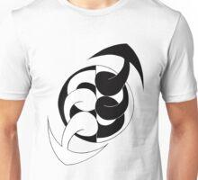 Arrows 02 - Ying & Yang Unisex T-Shirt