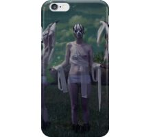Persephone and attendants iPhone Case/Skin