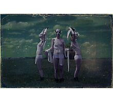 Persephone and attendants Photographic Print