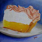 Lemon Meringue Pie by Pamela Burger