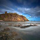Dunnottar Castle by Roddy Atkinson