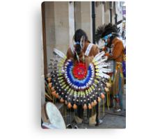 oxford natives Canvas Print