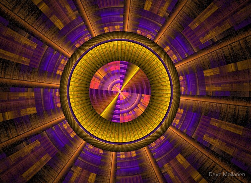 Inside Looking Up by Dave Moilanen