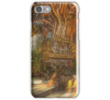 The Past Alive in the Present in Ghana iPhone Case/Skin