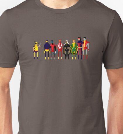 8-bit Y-Men 2.0 Unisex T-Shirt