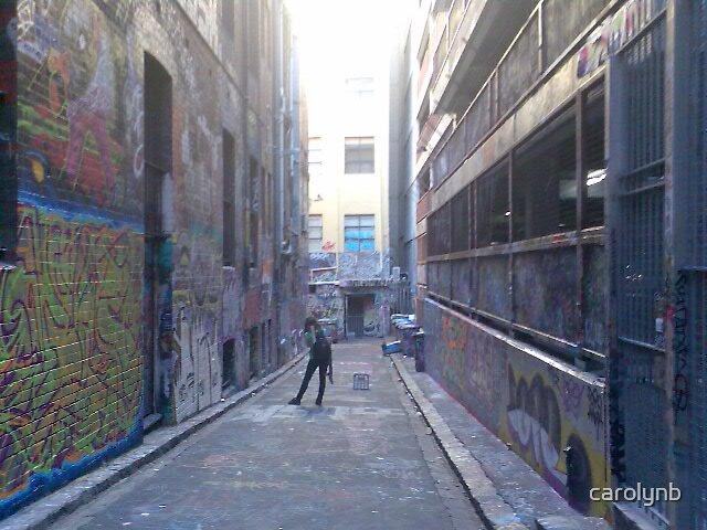 down the lane by carolynb
