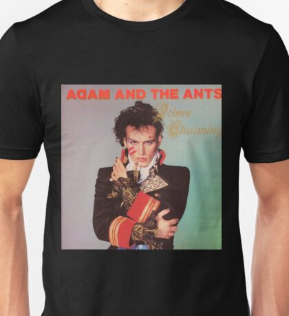 Adam And The Ant Prince Charming Unisex T-Shirt