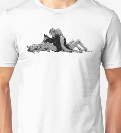 Person of Interest - Bear, Shaw & Root Unisex T-Shirt