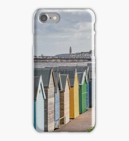 Kent Beach hut collection 3 iPhone Case/Skin