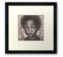 Muddied Dreams Framed Print