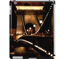 Chain Bridge iPad Case/Skin