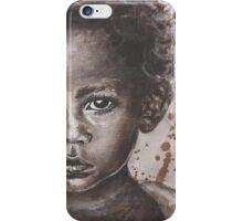 Muddied Dreams iPhone Case/Skin
