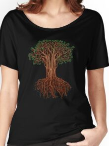 Tree Tee Women's Relaxed Fit T-Shirt