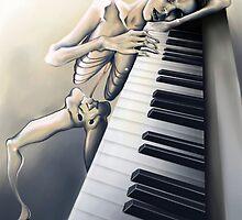 Piano Man by Sam Pea