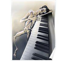 Piano Man Poster