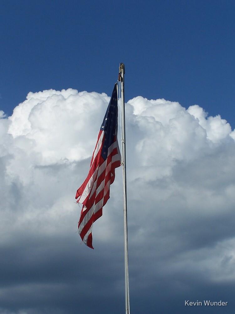 Flag by Kevin Wunder