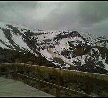 Mountains by dancerkatrina