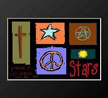 Stars by 13stars1sky