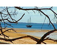 Fraser Island Framing Photographic Print